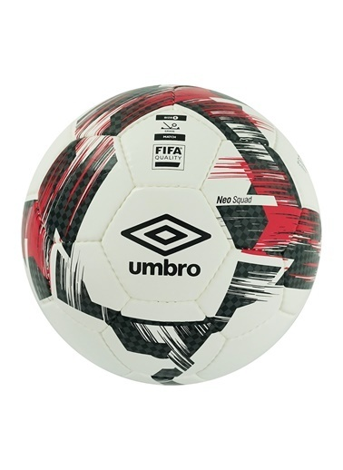 Umbro 26548U Neo Squad Fıfa Onaylı 4 No Futbol Topu Kırmızı Kırmızı